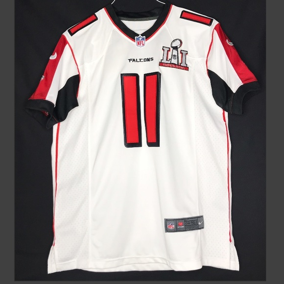 new products 41c5a 87f7a Julio Jones Atlanta Falcons White Jersey 🏈